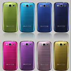 Hot Aluminum Metal Battery Back door Cover Housing case For Samsung Galaxy S3