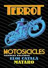 Terrot Motorcycle , Vintage magazine advert , poster reproduction.