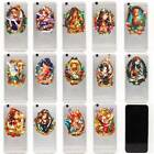 Ultra Thin 0.3 mm Disney Tattoo Princess  Rubber PC Back Case For iPhone 6 6S
