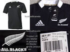 L XL XXL ADIDAS ALL BLACKS HOME RUGBY SHIRT CLIMACOOL Jersey New Zealand TAGS