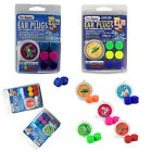 Putty Buddies Original or Floating Silicone Earplugs - for Swimming and Bathing