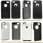 NEW Authentic OtterBox Commuter Case for Apple iPhone 5C Black White Grey