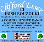 CLIFFORD ESSEX IRISH BOUZOUKI STRINGS - MEDIUM GAUGE - MADE IN GREAT BRITAIN.