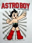 ASTRO BOY-The Greatest Robot In The World-T-Shirt White Men Graphic Tee S M L
