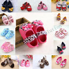 good baby shoes for girls toddlers infant size 0-18 months 15 types soft SU523