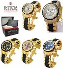 * INVICTA MENS RESERVE STAINLESS STEEL SWISS SUNRAY DIAL 200M DIVER WATCH $1895