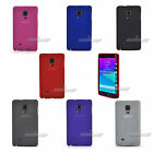 Matte Gel Rubber Silicone TPU Case Skin Cover for Samsung Galaxy Note Edge N915