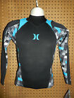 $120 MSRP NWT MENS HURLEY ICON WET SUIT TOP REVERSIBLE NO ZIP SIZE XS L XL XXL