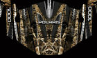 Polaris 1000 RZR BushWolf Grassland camo Design Decal Graphic Kit Wraps Graphics