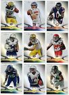 2014 Topps Platinum Football Base, Stars, & Rookie SP Short Print You Pick 31-60
