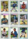 2010 Bowman Chrome Prospects & Team USA Refractor /500 You Pick Finish Your Set