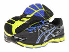 Asics Mens GT-2000 Running Shoes 4E EEEE Extra Wide [ Black / Blue / Lime ]