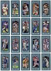 2013 Topps Gypsy Queen Mini Parallel, SPs, Rookies, & Stars You Pick B