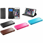 Folio Flip Stand Cover Carrying Case For APPLE iPhone 6 6s Plus + (5.5 inch)