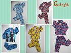 Disney Cars Giggle&Hoot Spiderman Star Wars Toy Story Boys Winter Cotton Pyjamas