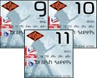 ROTOSOUND BRITISH STEEL ELECTRIC GUITAR STRINGS various gauges string