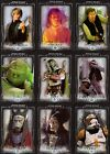 2014 Topps Star Wars Masterworks SP Short Print You Pick High Number