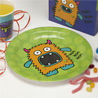 Ginger Ray Monster Madness Boys Birthday Party Tableware, Plates, Cups, Napkins