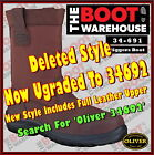 Oliver. 34691, Steel Toe Safety Work Boots,  Pull On Riggers & Mining Boot NEW