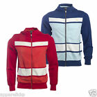 Adidas Performance Mens Full Zip Hooded SweatShirt Cotton Jacket All Sizes