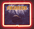San Diego Chargers Helmet Lightning Neon Light sign