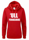 'ULL YORKSHIRE - Hull / East Yorkshire / Funny Themed Women's Hoody /Hoodies