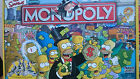 Simpsons Monopoly by Parker 2003 Spare Parts