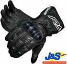 RST BLADE 1664 WATERPROOF LEATHER MOTORCYCLE GLOVE MOTORBIKE SPORTS ALL SIZES