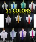 Toddler & Kids 11 Colors SATIN LONG NECK TIE for BOY'S Suit & Tuxedo Size 2T- 14