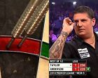 GARY ANDERSON 12 (DARTS) PHOTO PRINT