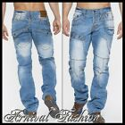 NEW stitch BLUE JEANS FOR MEN JEAN PANTS MENS DENIM WEAR MEN'S CLOTHING FASHIONS