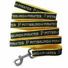 Pittsburgh Pirates MLB Licensed Dog Leash