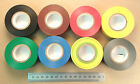 Insulating Tape PVC, Electrical Insulation 19mm wide 20m Various Colours