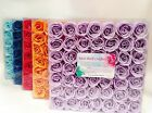 Pedicure Manicure Bath ROSE BATH CONFETTI 49 Roses/pack Variety Assorted Colors