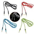 3.5mm AUX AUXILIARY CORD Male to Male Stereo Audio Cable for PC iPod MP3 CAR NEW
