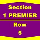 1 2 3 UP TO 4 TICKETS 5/26 Dodgers vs Braves 100%FB Dodger Stadium