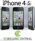 FACTORY UNLOCKED Apple iPhone 4S 8/16 GB MINT CONDITION ATT VERIZON TMOBILE
