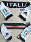 ITALIA ADIDAS OFFICIAL F.I.R. ITALY RUGBY SCARF 2-SIDED OSFM NEW