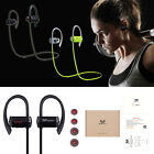 Wireless Bluetooth Headset Stereo Earphone Headphone Universal Sport Handfree