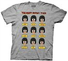 Bob's Burgers The Many Moods of Tina Funny TV Cartoon Cotton Blend Adult T Shirt
