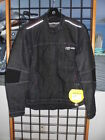 NOS Can Am Spyder Ladies DC Series Jacket Black Large 4406040990