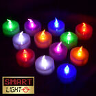 SmartLight COLOUR CHANGING Flameless Flickering LED Tea Light Candles Tealights