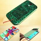 Replace Battery Cover Fashion Colour Smart View Flip Case For Samsung Galaxy S4