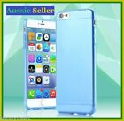 Transparent Flexible Soft Gel Case for Apple iPhone 6 Cover in 4 Great Colours