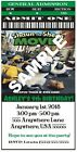 "Shaun the Sheep-Movie- Invitations -Customized 4 U! WE Print! 3""x6"" 12 REQUIRED!"