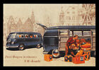 VOLKSWAGEN CAMPER VAN GERMAN POSTER GLOSSY PHOTO PRINT 03