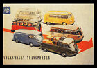 VOLKSWAGEN CAMPER VAN GERMAN POSTER GLOSSY PHOTO PRINT 02