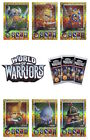 Topps World Of Warriors Trading Cards. Hero Warrior Cards 225-240