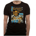 Marvel Comics Fantastic Four T-Shirt Issue 49 Distressed (schwarz) S M L XL