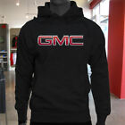 truck 4x4 off road GMC Logo Mens Black Hoodie